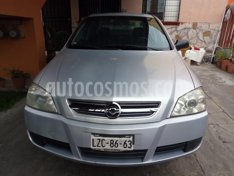 Chevrolet Astra 4P 2.0L Basico B usado (2005) color Gris Plata  precio $56,800
