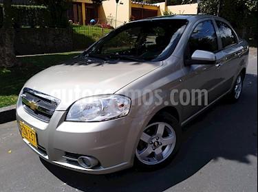 Foto venta Carro Usado Chevrolet Aveo Emotion 4P 1.6L Full (2010) color Beige Marruecos precio $20.500.000