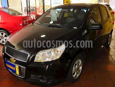 Foto venta Carro usado Chevrolet Aveo Emotion 5P 1.6L Ac (2012) color Gris precio $22.900.000