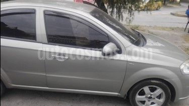 Chevrolet Aveo Emotion 5P 1.6L Full usado (2010) color Plata precio $19.000.000