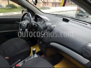 Chevrolet Aveo Emotion 5P GT 1.6L Ac  usado (2013) color Gris precio $26.000.000