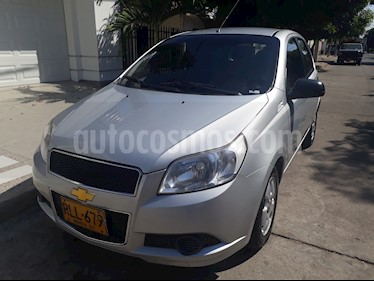 Foto venta Carro usado Chevrolet Aveo Emotion 5P GT 1.6L Full Aut (2012) color Plata precio $22.500.000