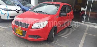 Chevrolet Aveo Emotion 4P 1.6L usado (2011) color Rojo precio $19.200.000