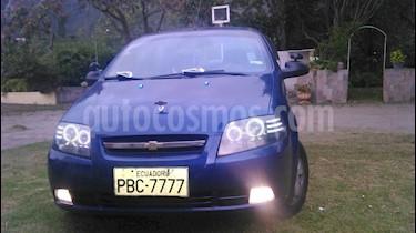 Chevrolet Aveo Emotion 1.6L GLS usado (2008) color Azul precio u$s4.800