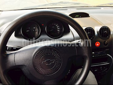 Foto venta Auto usado Chevrolet Aveo Family 1.5L Ac (2012) color Blanco precio u$s10.500
