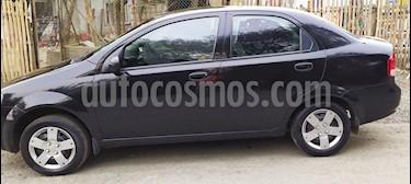 Chevrolet Aveo Family 1.5L Ac usado (2017) color Negro precio u$s13.500