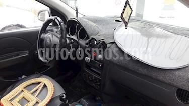 Chevrolet Aveo Family 1.5L Ac usado (2012) color Blanco precio u$s10.000