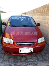 Foto venta Auto usado Chevrolet Aveo Family 1.5L Ac (2015) color Rojo Vino precio u$s11.400
