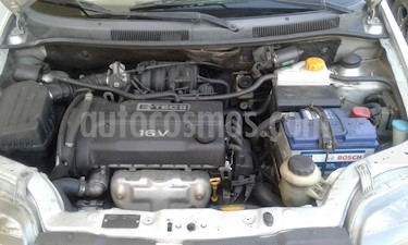 Foto venta Auto usado Chevrolet Aveo Family 1.5L Ac (2010) color Plata precio u$s10.000