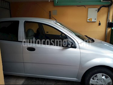 Foto venta Auto usado Chevrolet Aveo Family 1.5L Ac (2015) color Plata precio u$s11.800