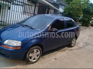 Chevrolet Aveo Family 1.5L s/a usado (2011) color Azul precio $18.000.000