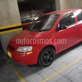 Foto venta Carro usado Chevrolet Aveo Family 1.5L (2010) color Rojo precio $13.500.000