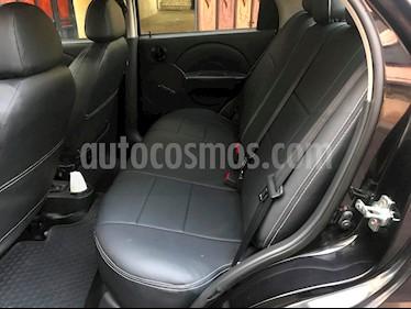 Chevrolet Aveo Family 1.5L usado (2015) color Negro precio u$s11.500