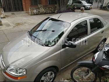 Chevrolet Aveo Family 1.5L Ac  usado (2014) color Beige Marruecos precio $21.000.000
