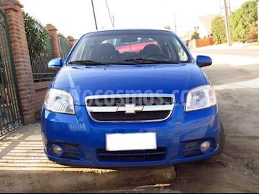 Chevrolet Aveo Sedan 1.4 usado (2013) color Azul precio $4.100.000