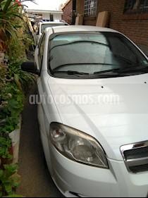 Chevrolet Aveo Sedan 1.4  usado (2008) color Blanco precio $3.000.000