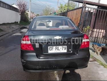 Chevrolet Aveo Sedan 1.4  usado (2010) color Negro precio $3.000.000