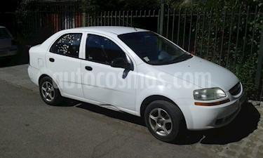 Chevrolet Aveo Sedan 1.4  usado (2004) color Blanco precio $2.000.000