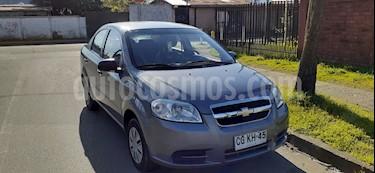 Chevrolet Aveo Sedan 1.4  usado (2010) color Gris Urbano precio $3.700.000