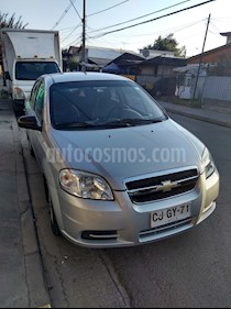 Foto venta Auto usado Chevrolet Aveo Sedan 1.4  (2010) color Plata Metalizado precio $3.200.000