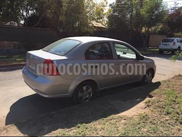 Chevrolet Aveo Sedan LS 1.4  usado (2010) color Gris precio $3.000.000