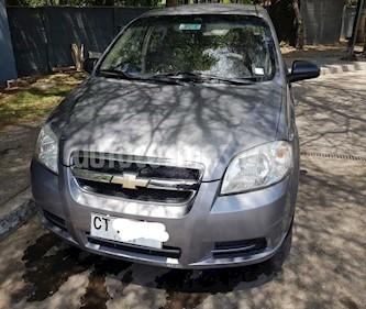Foto venta Auto Usado Chevrolet Aveo Sedan LS 1.4   (2011) color Gris precio $3.000.000