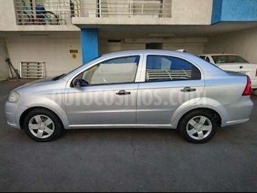 Foto venta Auto usado Chevrolet Aveo Sedan LS 1.4  (2009) color Plata precio $3.000.000