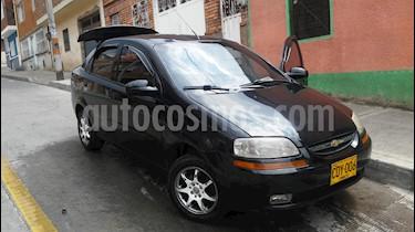 Chevrolet Aveo 1.4L Ac usado (2010) color Negro precio $14.000.000