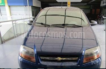 Chevrolet Aveo 1.4L Ac usado (2006) color Azul precio $14.400.000