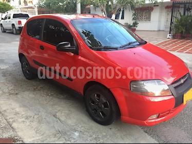Chevrolet Aveo 1.4L GTi usado (2008) color Rojo precio $15.500.000