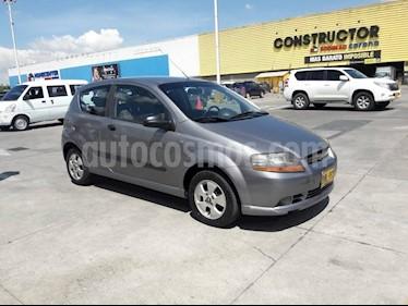 Foto venta Carro Usado Chevrolet Aveo 1.4L GTi (2007) color Gris precio $14.490.000