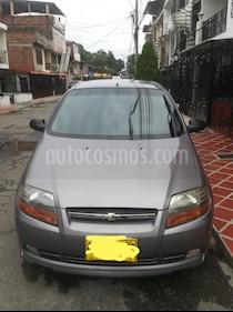 Foto venta Carro Usado Chevrolet Aveo 1.4L GTi (2006) color Gris precio $13.500.000