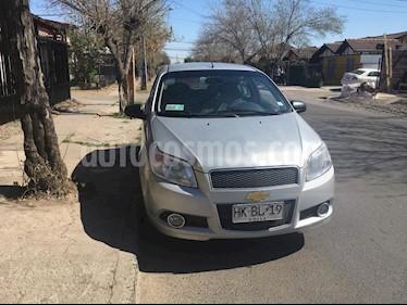 foto Chevrolet Aveo 1.4L LS  Ac usado (2015) color Plata precio $4.600.000