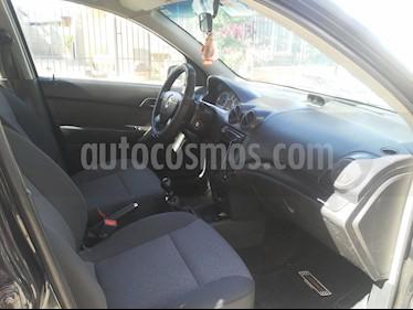 Chevrolet Aveo 1.4L LS  usado (2011) color Negro precio $2.900.000