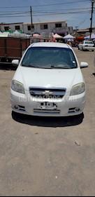 Chevrolet Aveo 1.4L LT Ac usado (2010) color Blanco precio $3.000.000