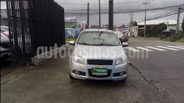 Foto venta Auto usado Chevrolet Aveo 1.4L LT Plus (2011) color Plata precio $4.790.000