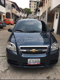 Foto venta carro usado Chevrolet Aveo 1.6 L 5 puertas (2015) color Azul precio u$s9.000
