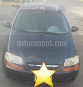 Chevrolet Aveo 1.6 L 5 puertas usado (2005) color Negro precio u$s1.600