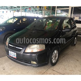 Chevrolet Aveo 1.6 usado (2010) color Negro precio u$s3.900