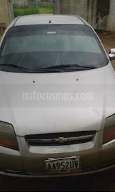 Chevrolet Aveo 1.6 usado (2008) color Plata precio BoF52.052