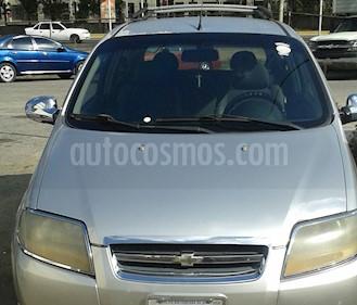 Foto venta carro usado Chevrolet Aveo 1.6 (2008) color Plata precio u$s2.200