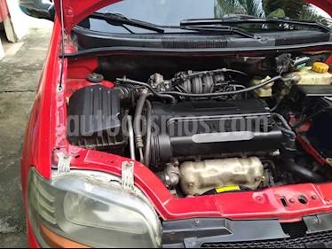 Chevrolet Aveo 1.6 usado (2008) color Rojo precio u$s200