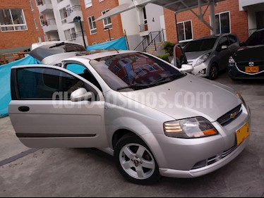 Chevrolet Aveo 1600 3p Edition Limited usado (2008) color Plata precio $16.300.000