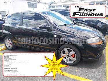 Foto venta Carro usado Chevrolet Aveo 1600 3p Edition Limited (2009) color Negro precio $18.000.000