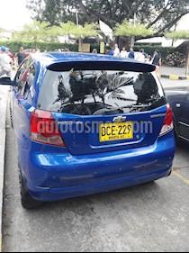 Chevrolet Aveo 1600 3p Edition Limited usado (2009) color Azul precio $17.000.000