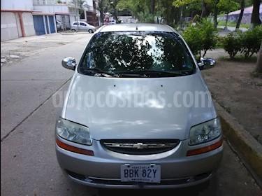 Foto venta carro usado Chevrolet Aveo 1.6L 5P (2005) color Plata precio BoF2.800
