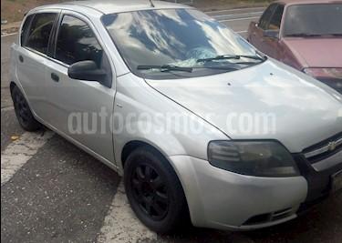 Foto venta carro usado Chevrolet Aveo 1.6L 5P (2006) color Plata precio u$s2.000