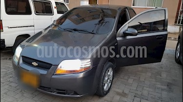 Chevrolet Aveo 1.6L Ac usado (2011) color Gris Galapagos precio $17.000.000