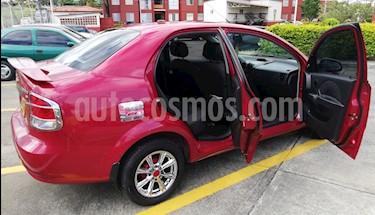 Chevrolet Aveo 1.6L Ac usado (2011) color Rojo precio $18.000.000
