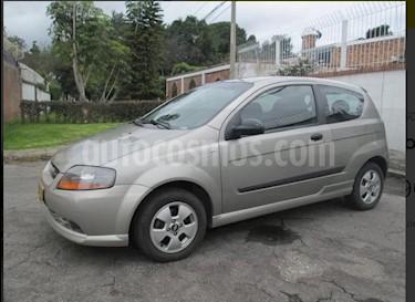 Foto venta Carro usado Chevrolet Aveo 1.6L Ac (2009) color Beige precio $15.900.000